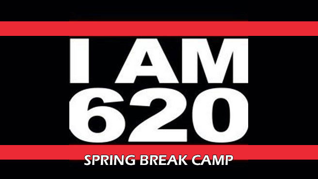 FCC Spring Break Camp - April 4-7 @ 9:00 AM - 5:00 PM